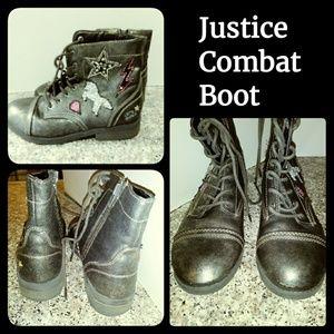 Justice Combat Boot